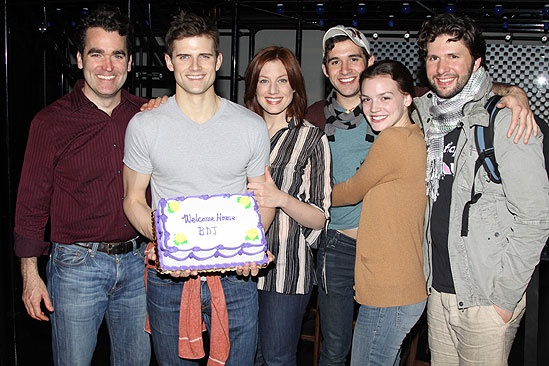 Broadway Quotes Wallpaper Gallery Next To Normal Broadway Cast