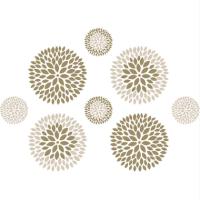 Buy WallPops Chrysanthemum Wall Art Decal Kit at Well.ca ...