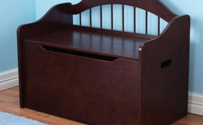 Buy Kidkraft Limited Edition Espresso Toy Box At Well Ca