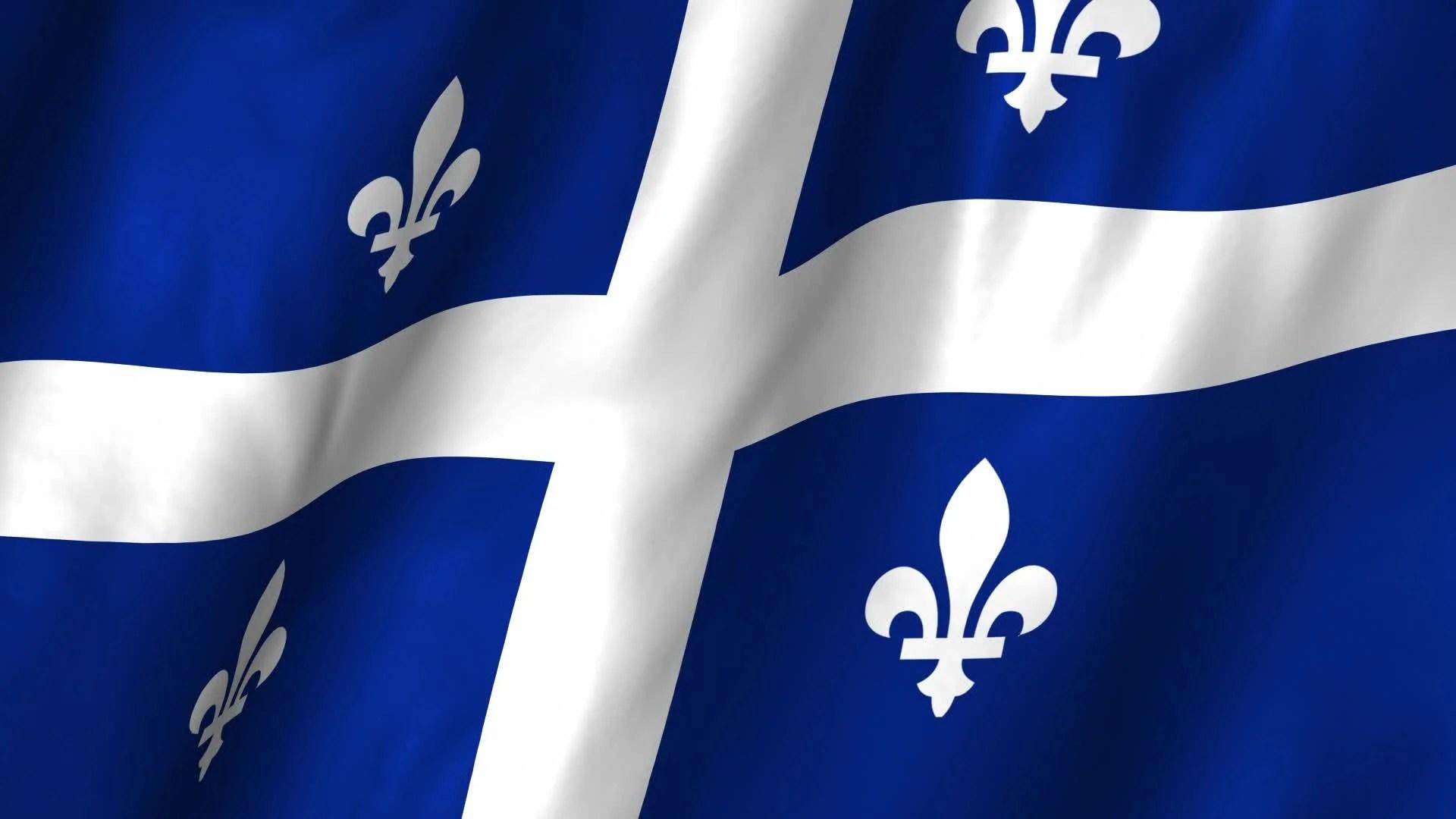Confederate Flag Wallpaper Hd Quebec Waving Flag Video Clip 12357542 Pond5