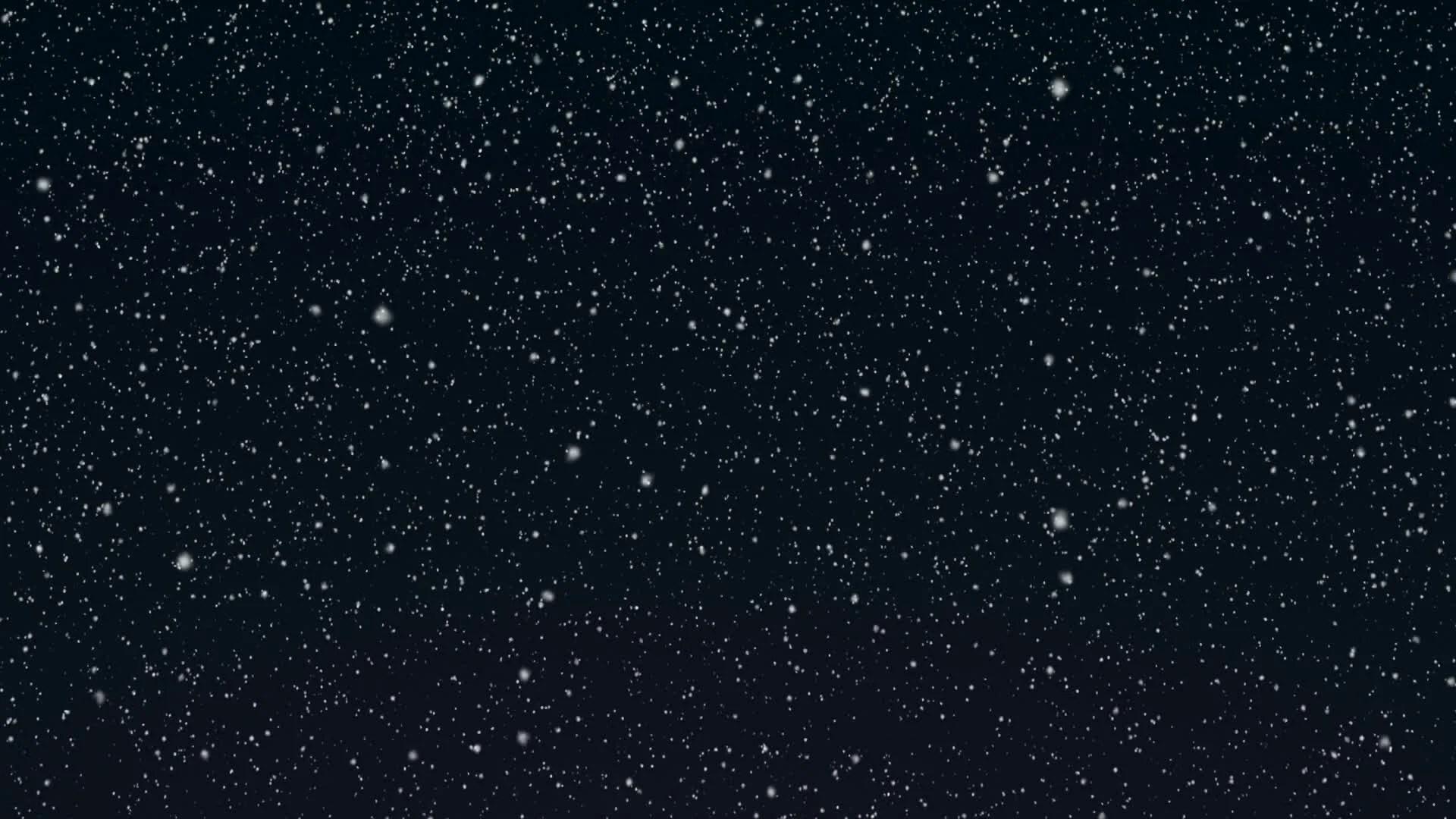 Free Falling Snow Wallpaper Snowy3 Gently Falling Snow Video Background Loop