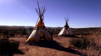 Indian tippi, tent Native American People ~ Hi Res #20493626