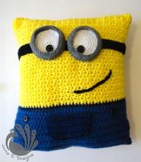 Crochet Pillow Pet Pattern. Free Crochet Cat Pillow ...