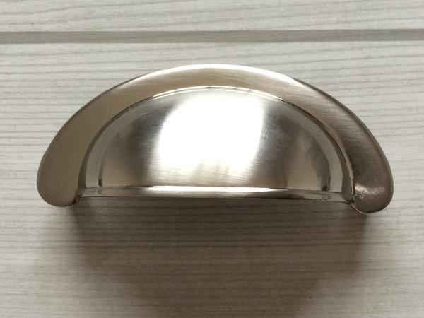2 3 4quot Brushed Nickel Dresser Knobs Pulls Drawer Knob