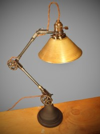 Vintage Industrial Style Desk Lamp on Storenvy