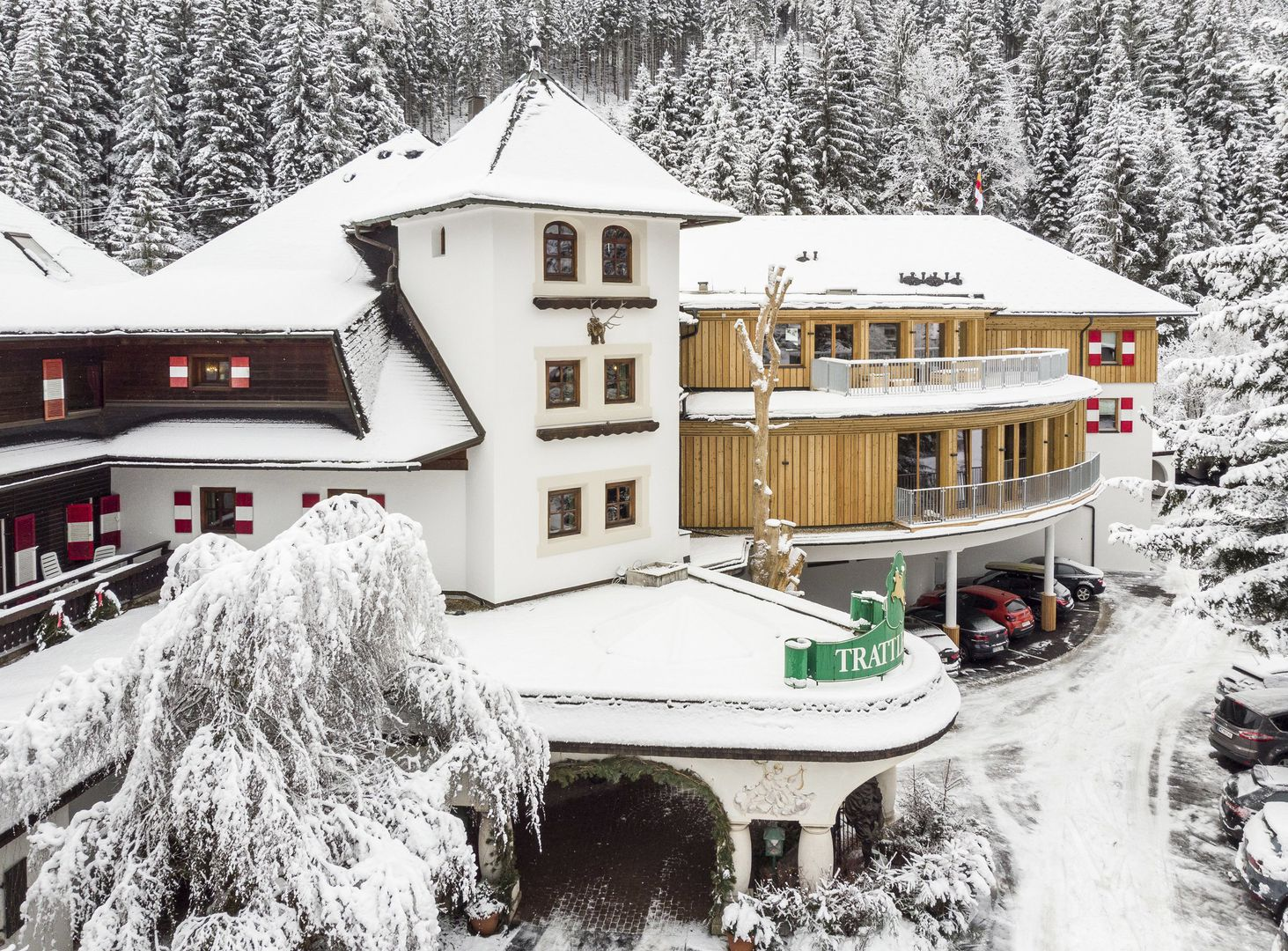 Bad Kleinkirchheim Landhaus Hinteregger Luxury Apartment Double Room Addl Bed Shower Wc Hb Plus