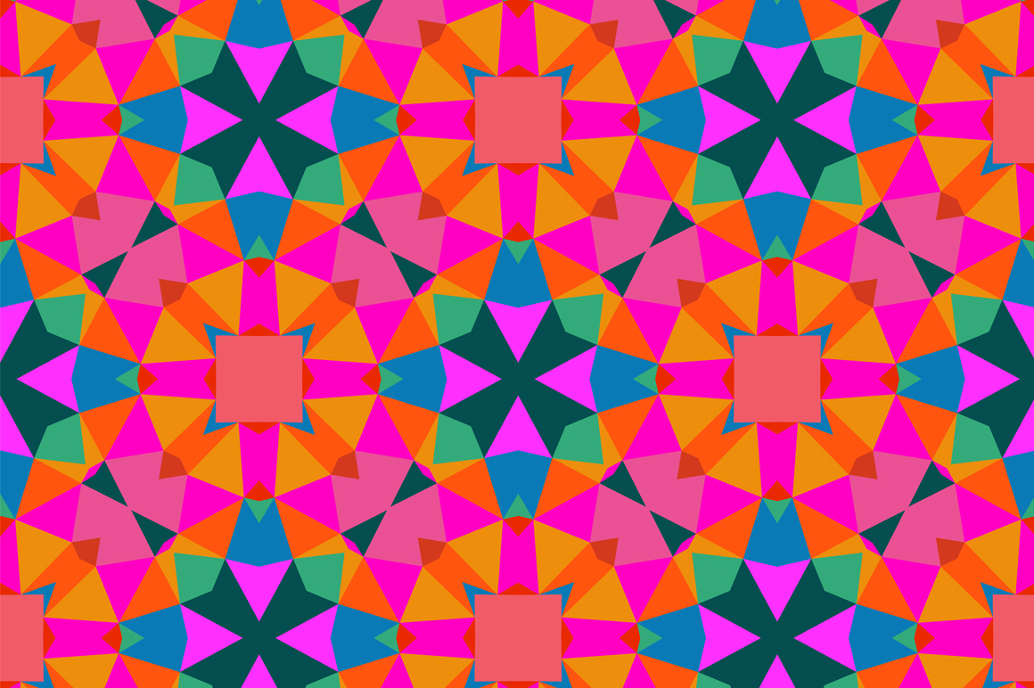 Trippy Wallpaper Iphone X Geometric Pattern In Bright Color Patterns On Creative