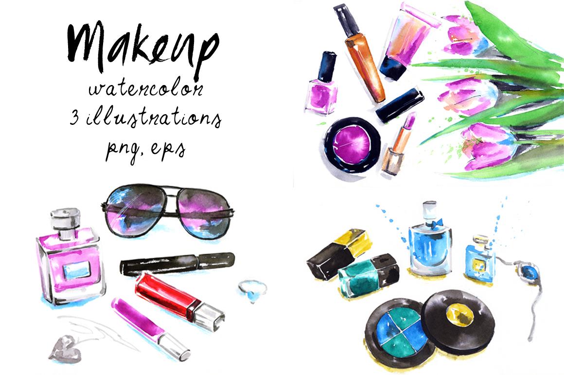 3d Pc Wallpaper 3d Graphic Wallpaper Makeup Amp Cosmetics Illustrations Illustrations On
