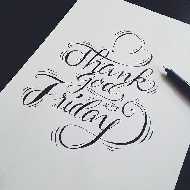 5 Calligraphers To Follow On Instagram ~ Creative Market Blog