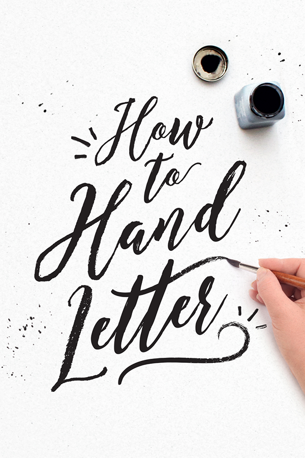 How to Learn Lettering 50 Free Tutorials and Pro Tips ~ Creative