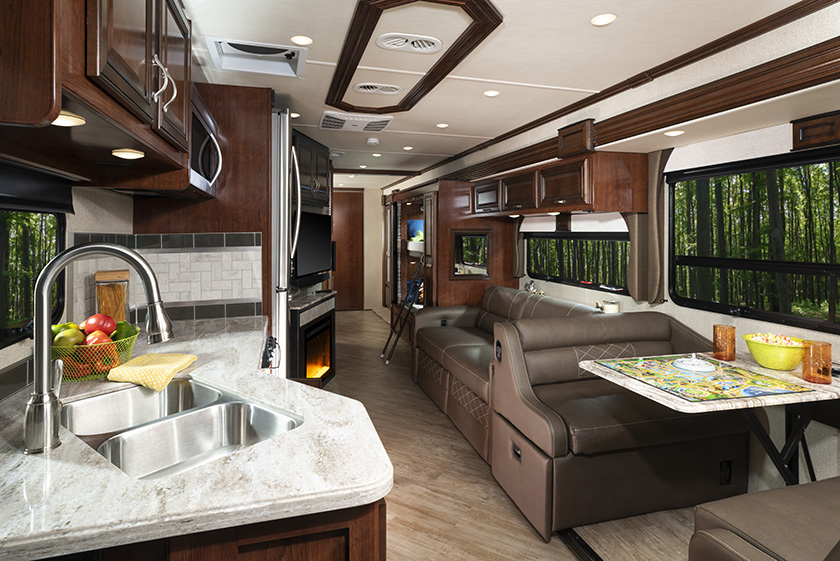 Bounder RV \u2013 Fleetwood Bounder RV \u2013 Class A Gas Motorhomes