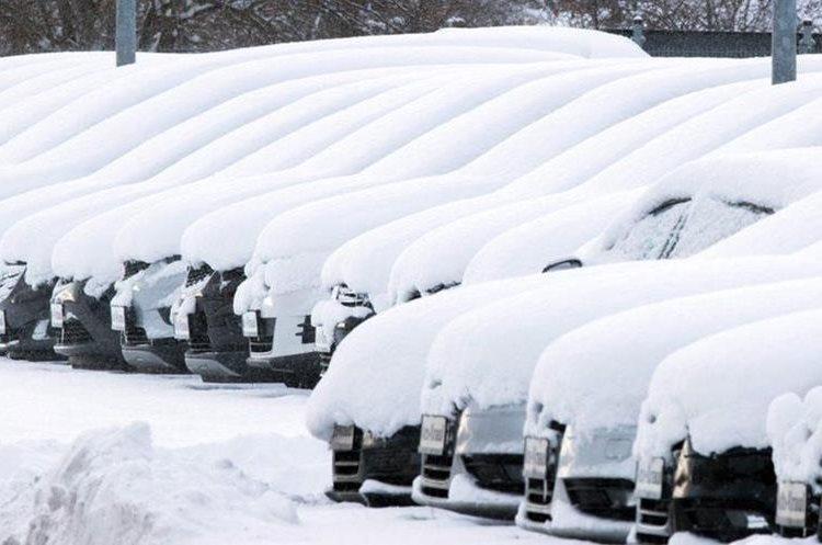 En Berlín hay temor de que la excepcional ola de frío sobrepase la capacidad de los refugios. AFP