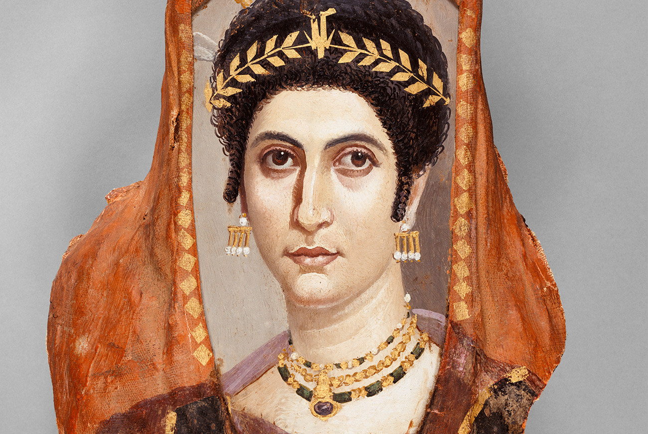 Pittura Romana Fayum Podcast Marie Svoboda On Egyptian Mummy Portraits The Getty Iris