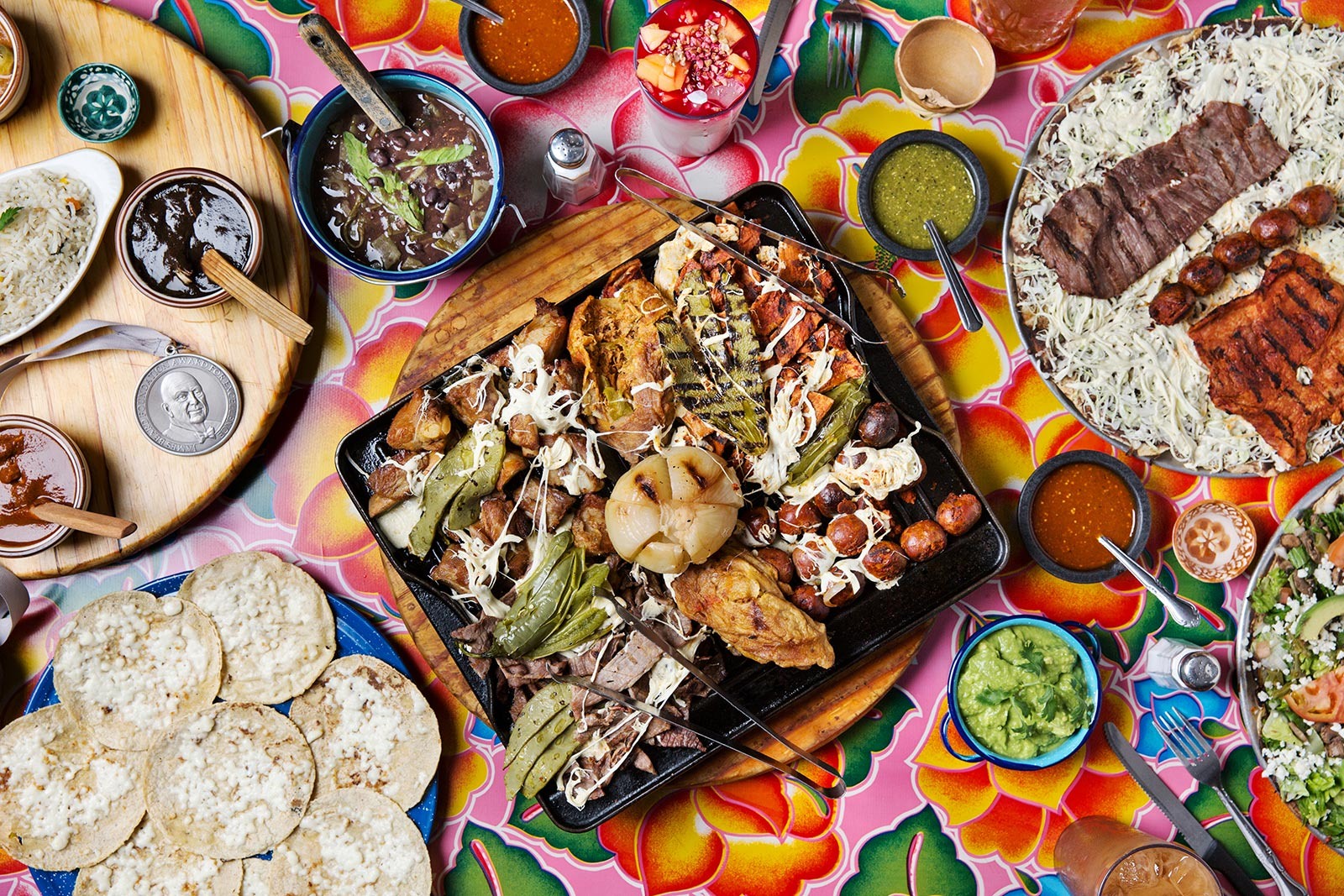 La Cuisine 5 Food Icons On The Evolving Role Of Mexican Cuisine In La The