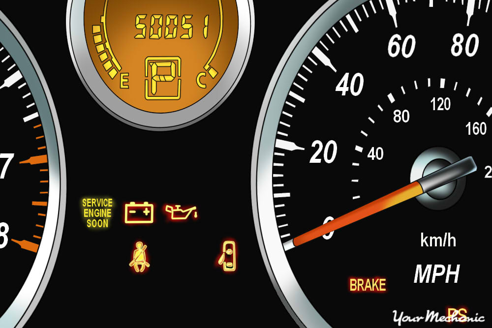 How to Check for Faulty Dashboard Lights YourMechanic Advice