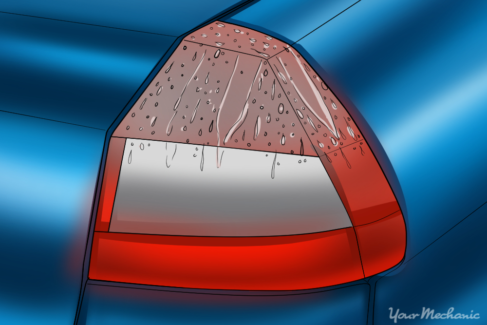How to Remove Water from a Tail Light YourMechanic Advice