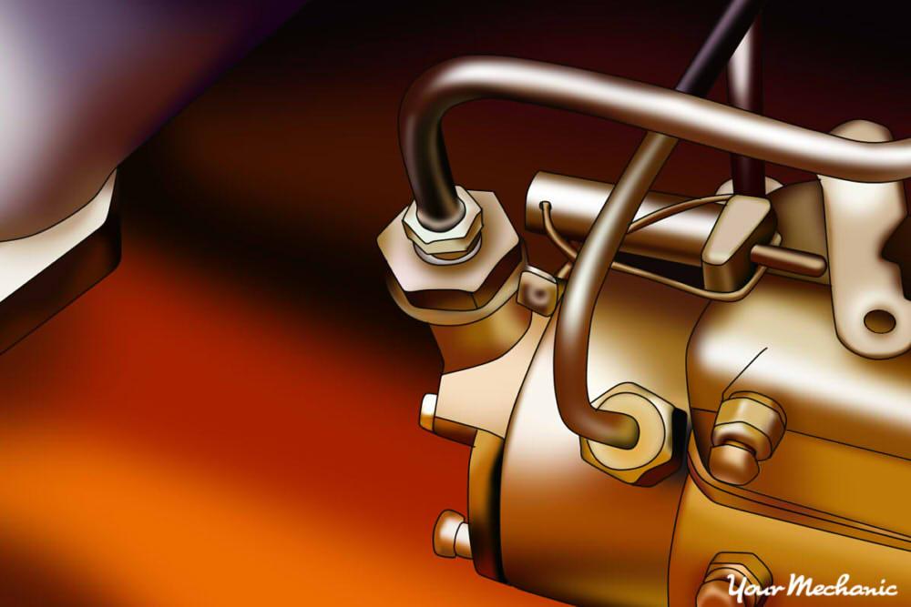 How to Replace a Fuel Rail Sensor YourMechanic Advice