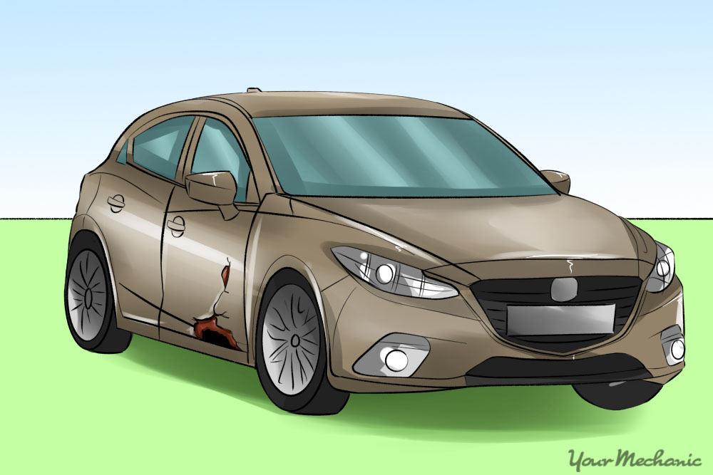 How to Repair a Rust Hole in Your Car YourMechanic Advice