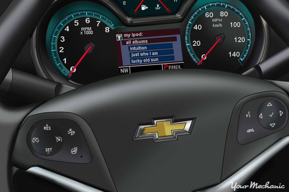Understanding Chevrolet Oil-Life Monitor (OLM) System and Lights