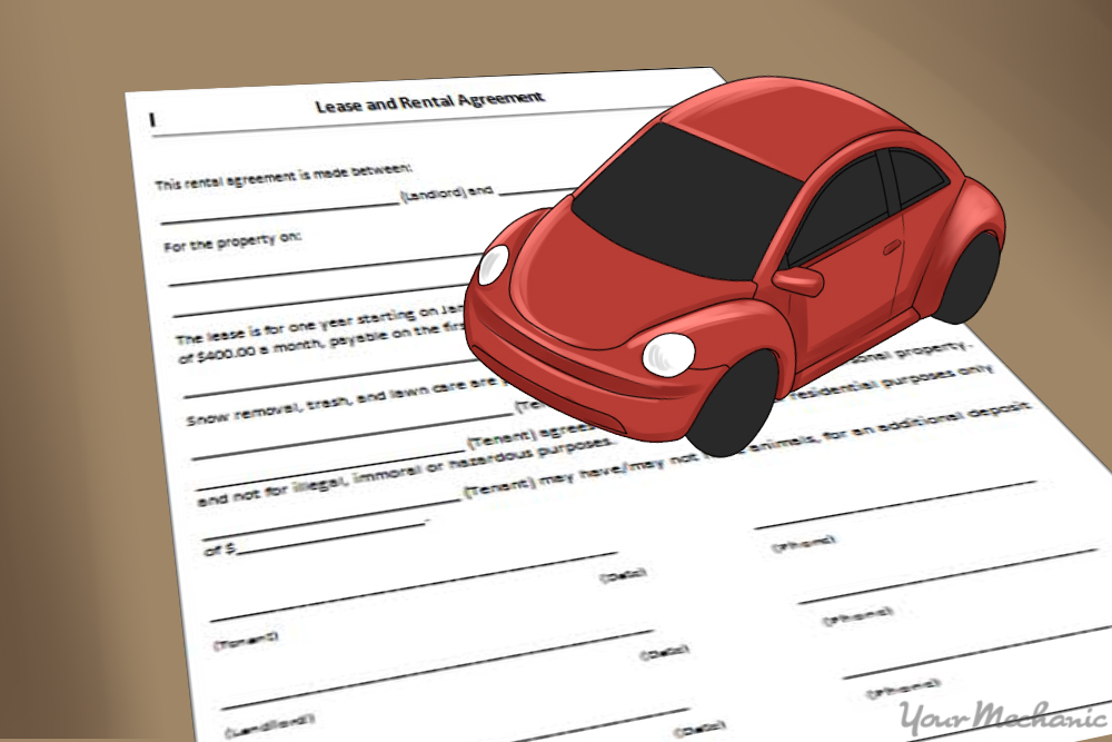 How to Get Your Car Ready for Lease Inspection YourMechanic Advice
