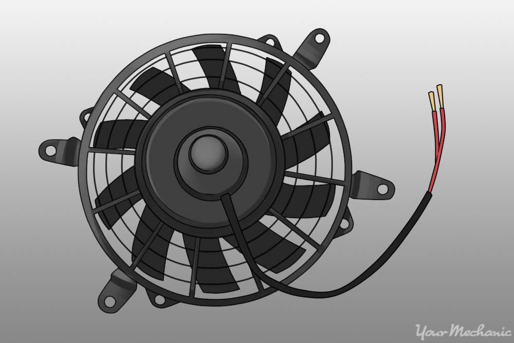 How to Replace a Cooling Fan Relay on Most Vehicles YourMechanic
