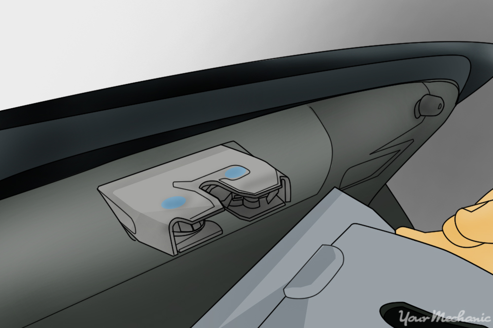 How to Adjust a Trunk Latch YourMechanic Advice