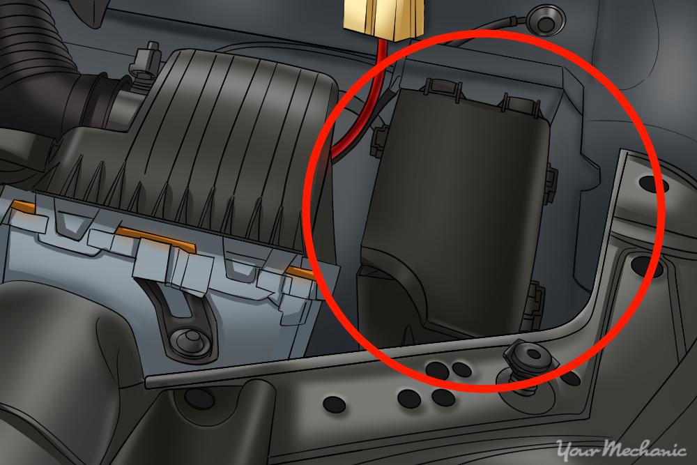 car fuse box corrosion