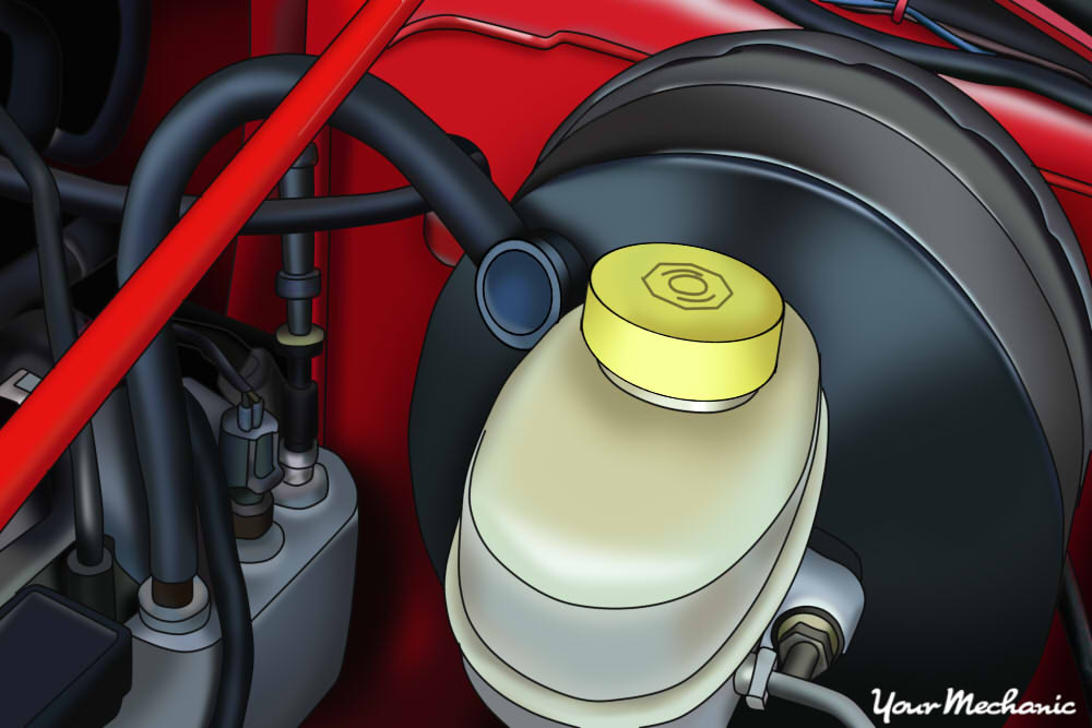 How to Replace a Brake Booster Vacuum Sensor YourMechanic Advice