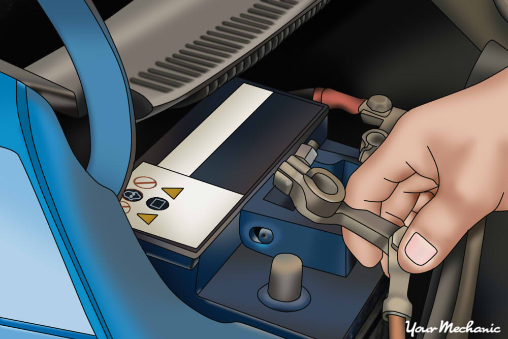 How to Replace a Fuel Pump Shut Off Switch YourMechanic Advice