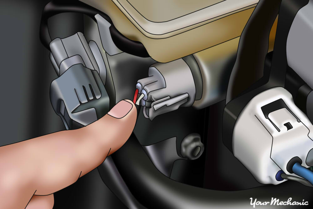 How To Replace An Anti Lock Brake Pressure Switch On Most