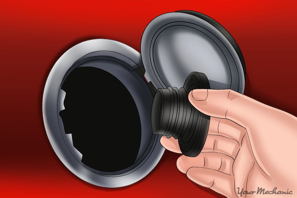How to Troubleshoot a Gas Cap Cover That Won\u0027t Open YourMechanic