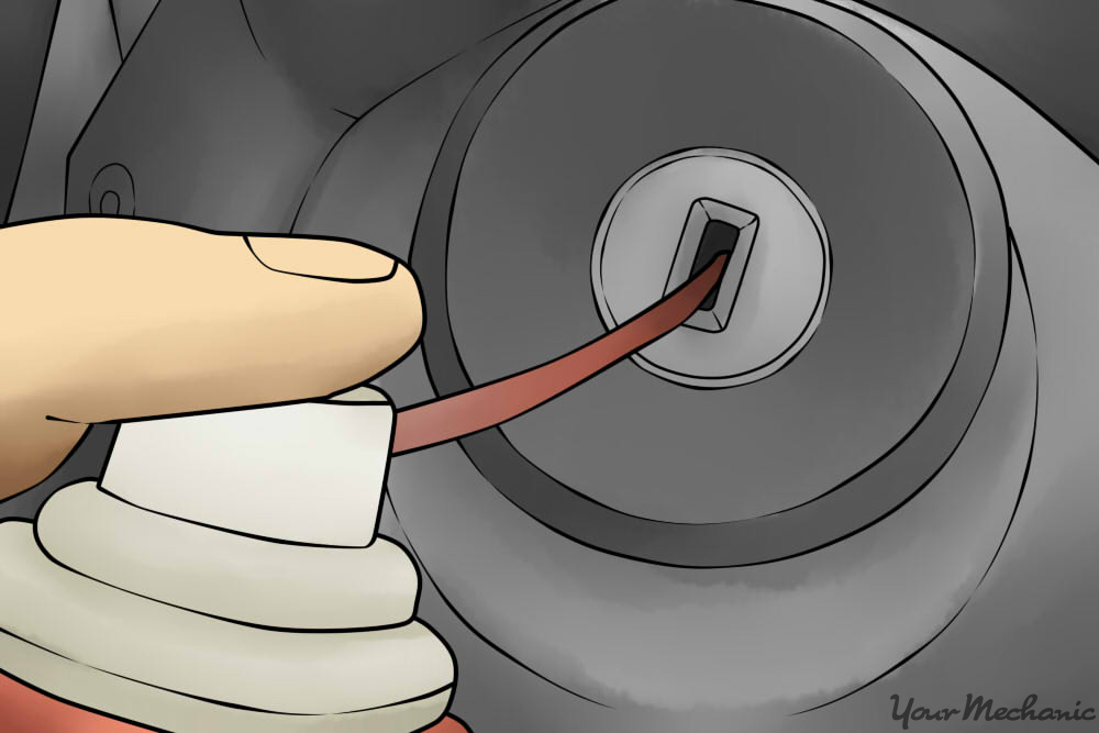 How to Unlock a Steering Wheel YourMechanic Advice