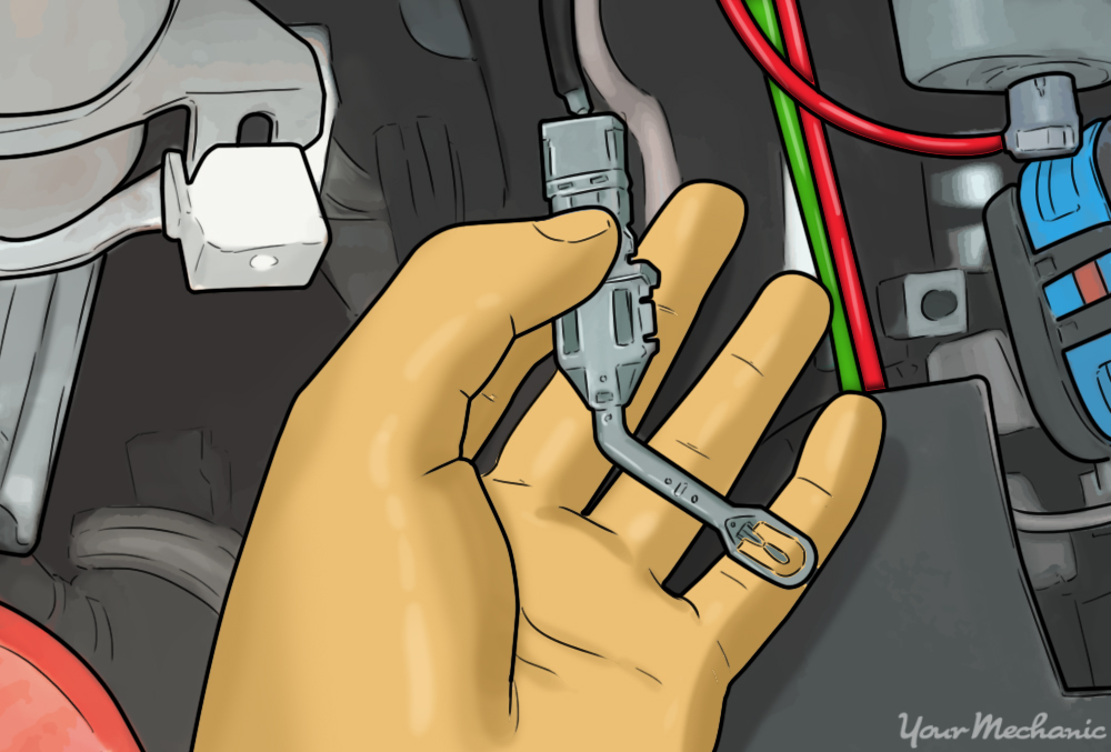 How to Replace an Evaporator Temperature Sensor (Switch