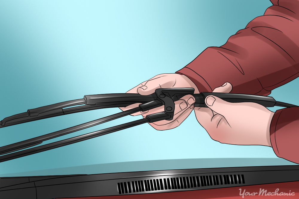 How to Replace a Windshield Wiper Arm YourMechanic Advice