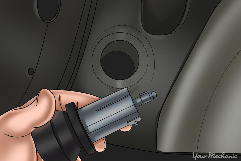 How to Replace an Ignition Lock Cylinder YourMechanic Advice