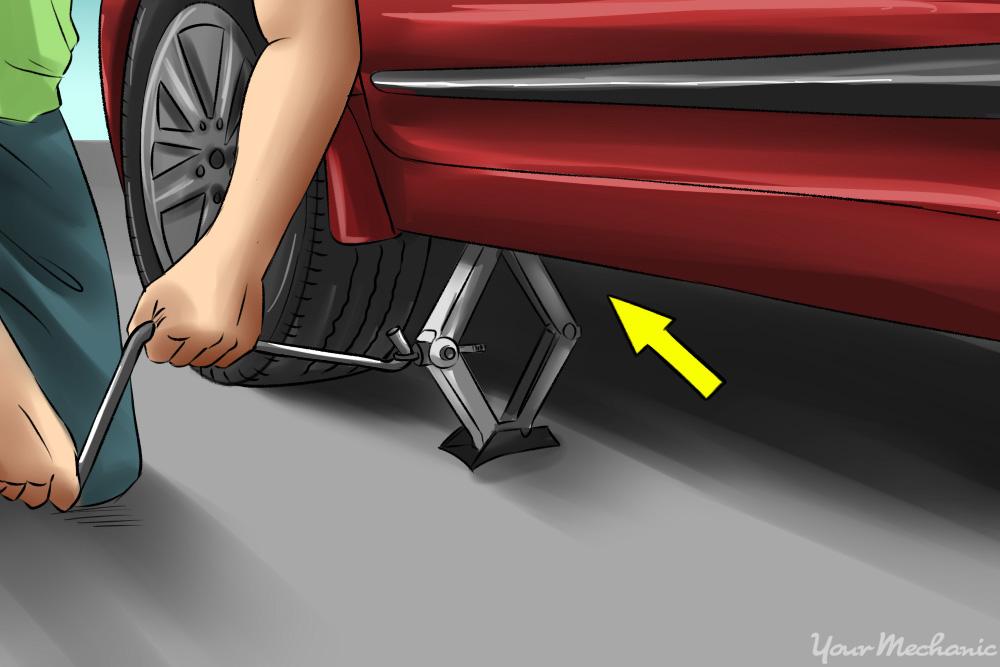 How To Change A Tire Yourmechanic Advice