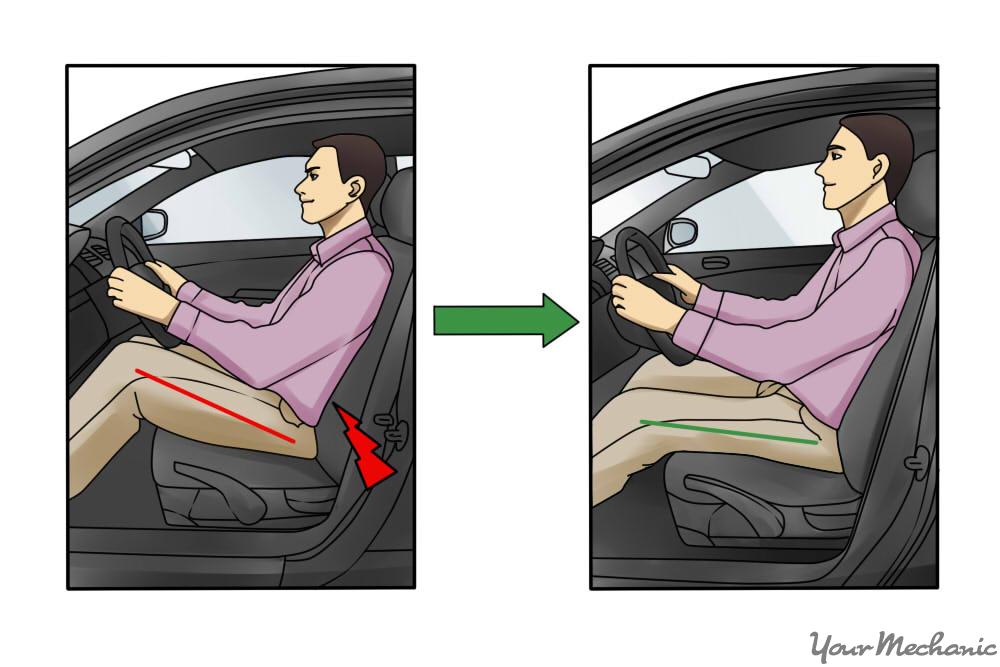 How To Avoid Back Pain In A Car Yourmechanic Advice
