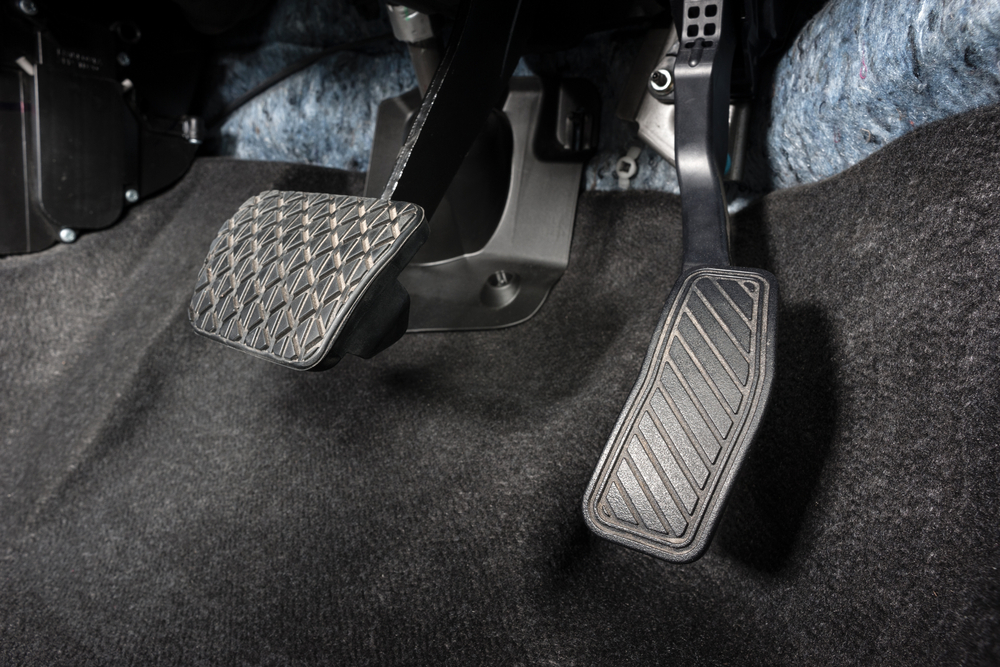 Symptoms of a Bad or Failing Throttle/Accelerator Pedal Position