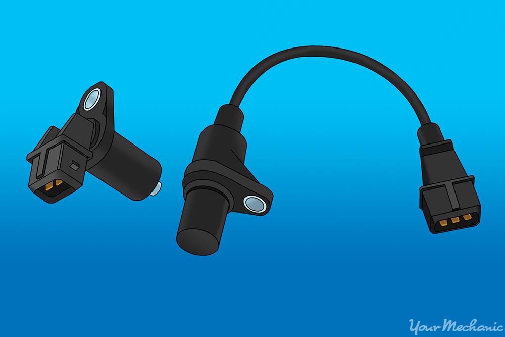 How to Replace a Crankshaft Position Sensor YourMechanic Advice