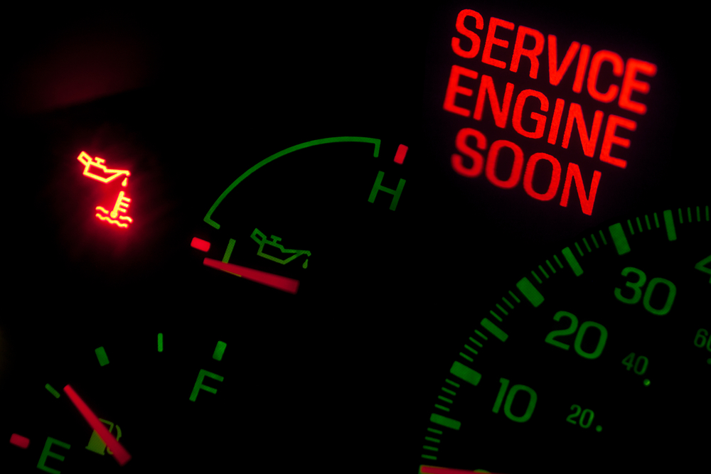 Is It Safe to Drive With the Oil Pressure Light On? YourMechanic
