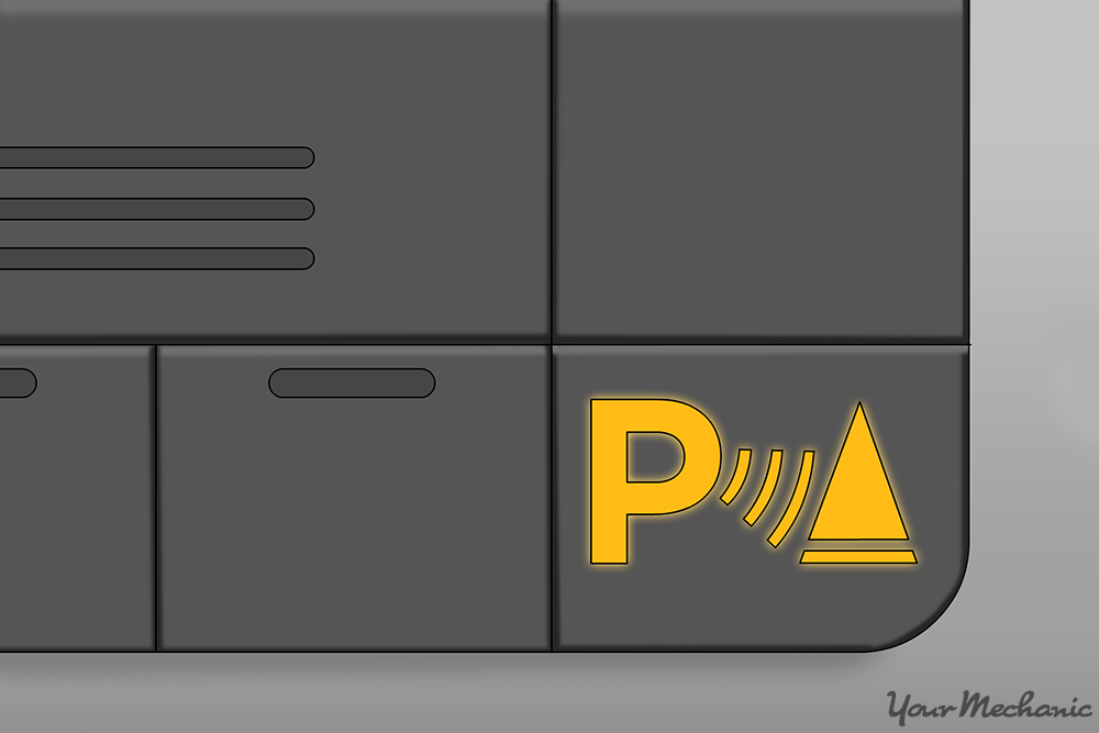 What Does the Parking Assist Indicator Light Mean? YourMechanic Advice
