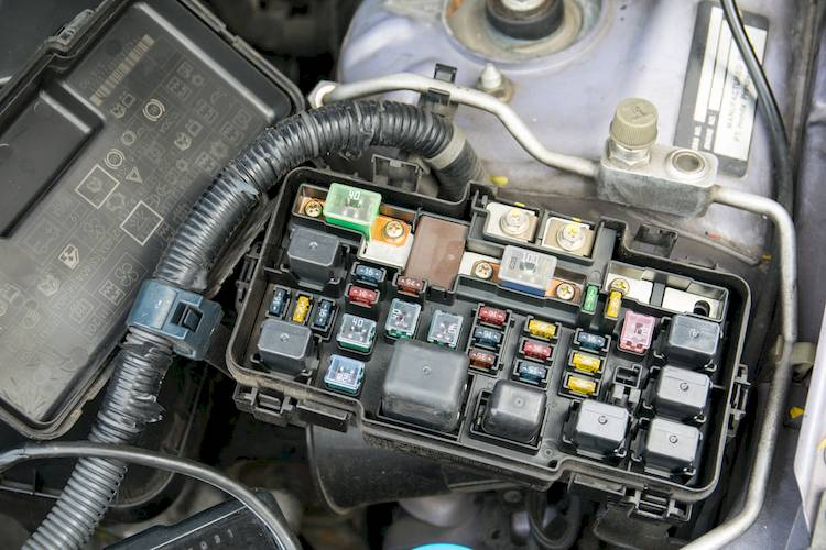 Symptoms of a Bad or Failing Anti-Lock Fuse Or Relay YourMechanic