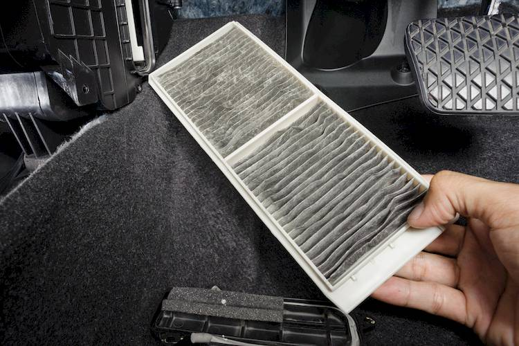 Symptoms of a Bad or Failing Cabin Air Filter YourMechanic Advice