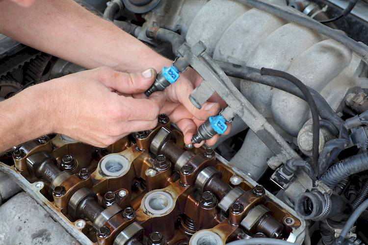 How to Replace Fuel Injection Lines YourMechanic Advice