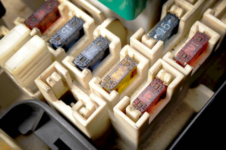 Vintage Fuse Box House Online Wiring Diagram