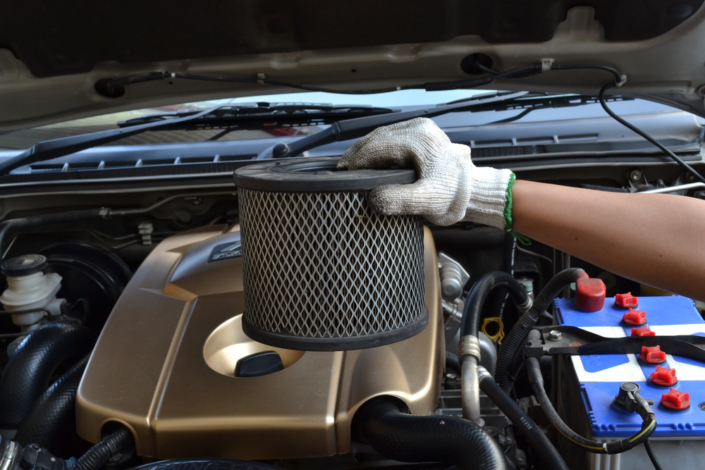 Symptoms of a Bad or Failing Air Filter YourMechanic Advice