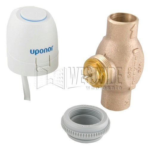 Uponor Wirsbo A3010525 Thermal Zone Valve - Radiant Heating