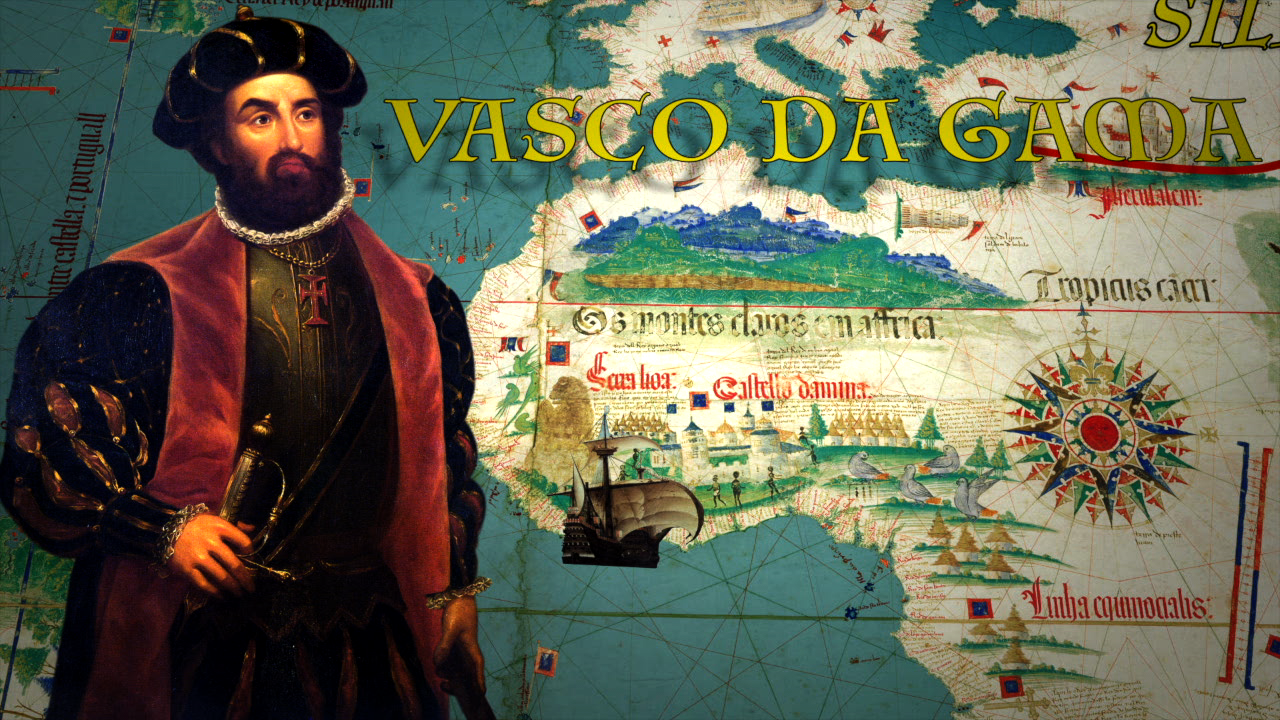 And Vasco Da Gama Vasco Da Gama Pbs World Explorers