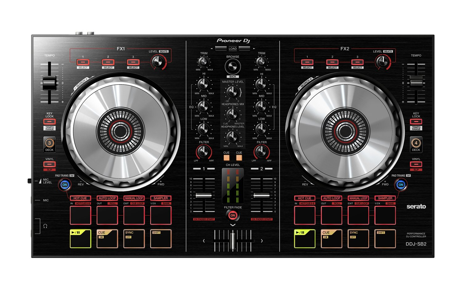Bad Dj Set 10 Best Dj Controllers In 2019 Buying Guide Music Critic
