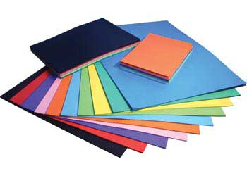 Coloured Cardboard 220gsm A3 Pack Of 100 Mta Catalogue